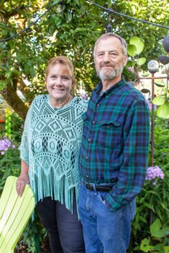 Barb and Rick Grams