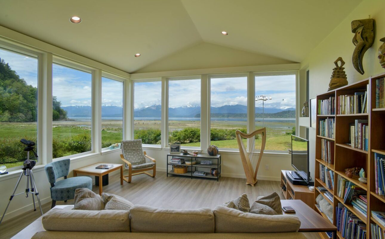 Hearth, Home and Hood Canal