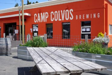Camp Colvos Brewery