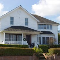 Samples of Millville District historic homes