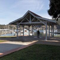Skansie Park pavilion